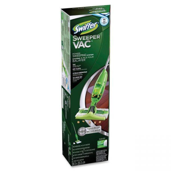 Procter&Gamble-Swiffer SweeperVac
