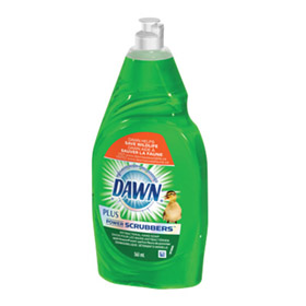 PROCTER&GAMBLE-Dawn Apple Scent-Dishwashing Liquid
