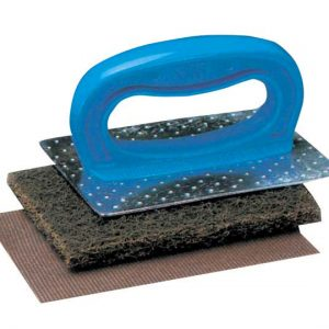 3M-Cold Grill Open Mesh Scrubbing Pads