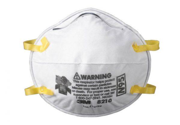 3M-N95 Standard Respirator