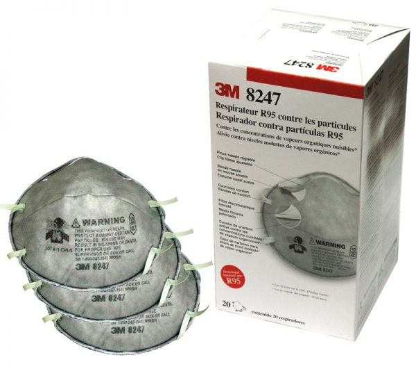 3M-R95 Standard Respirator