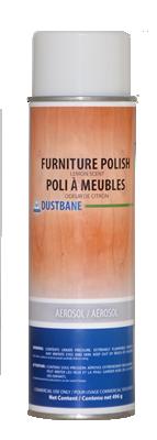 DUSTBANE - FURNITURE POLISH (AEROSOL)