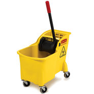 RUBBERMAID-Tandem™ 31 Qt Bucket and Wringer Combo