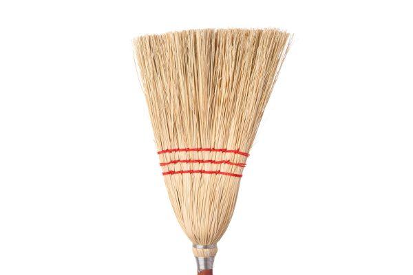 ATLASGRAHAM-Mink Light Duty Corn Broom