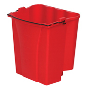 RUBBERMAID-Dirty Water Bucket for WaveBrake® Combos
