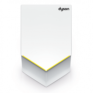 DYSON - AIRBLADE V WHITE 100 VOLT DRYER