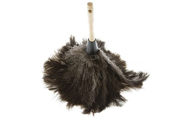 ATLASGRAHAM-Ostrich Feather Duster