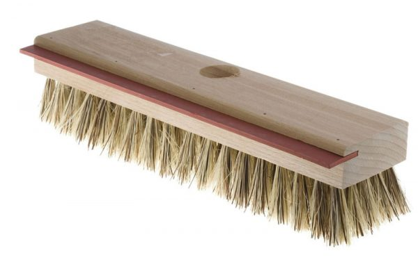 ATLASGRAHAM-Deck Brush With Squeegee