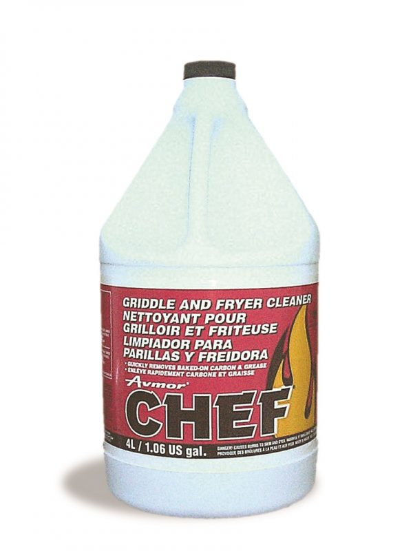 CHEF OVEN CLEANER
