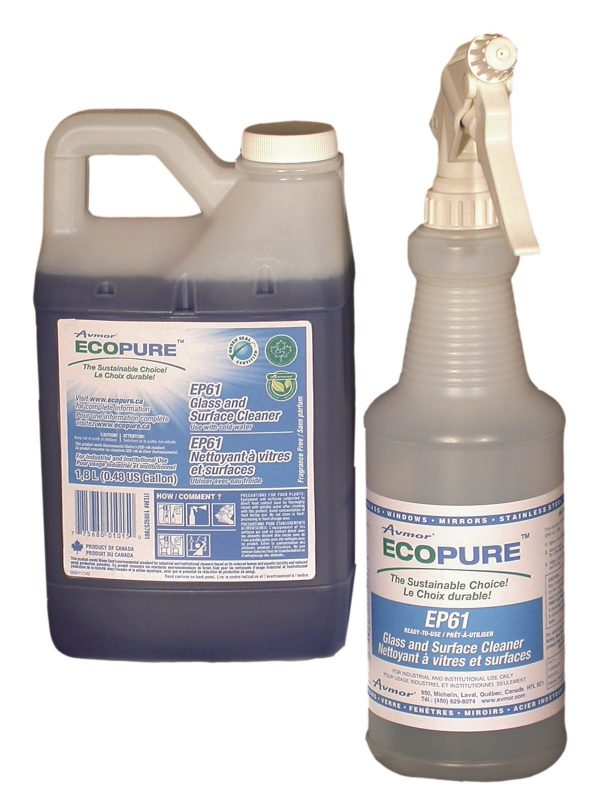 EP61 GLASS/SURFACE CLEANER 1.8L
