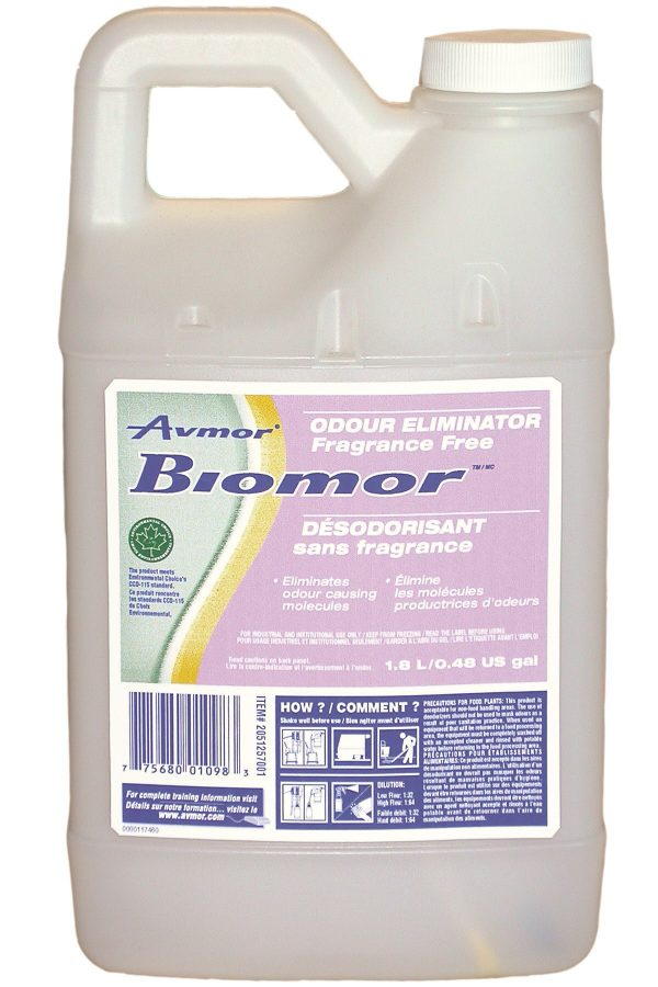 AVMOR - BIOMOR ODOR ELIMINATOR