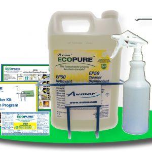 AVMOR - EP50 Cleaner Disinfectant