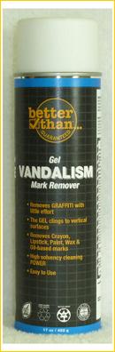 GEL VANDALISM MARK REMOVER AEROSOL