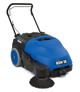 CLARKE - BSW 28 Sweeper