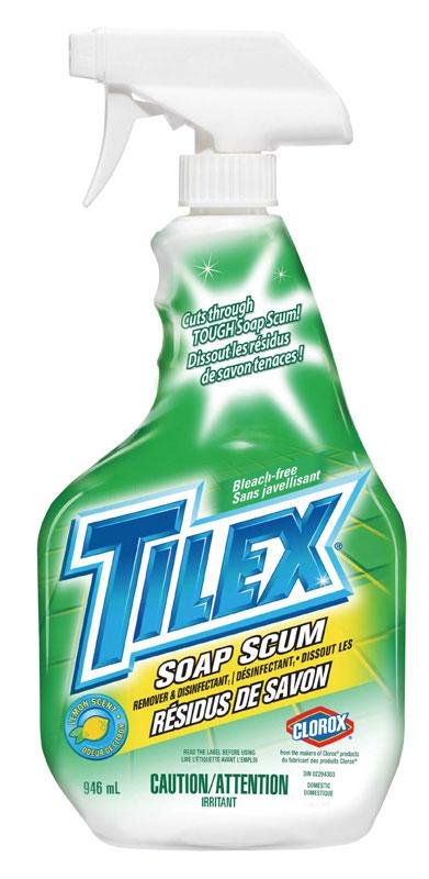 CLOROX-Tilex Soap Scum Remover