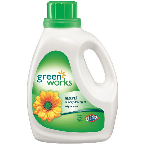 CLOROX-Green Works Laundry Detergent