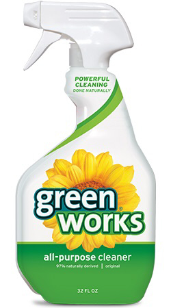 GREEN WORKS ALL PURPOSE CLEANER