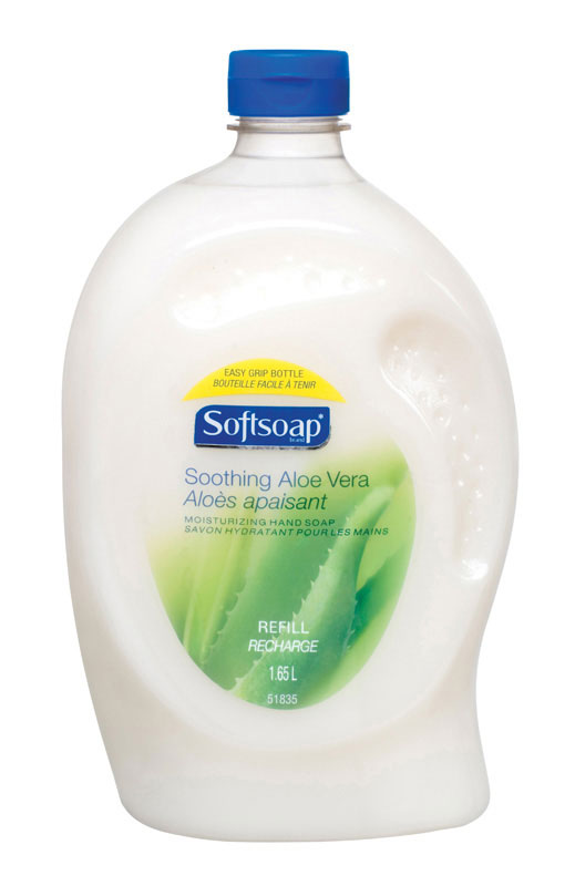 ColgatePalmolive-Softsoap Soothing Aloe Vera Refill