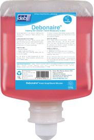 PINK FOAM HAND SOAP (8 X 1 LITRE)