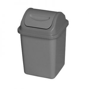 DURAPLUS-Wastebasket With Lid