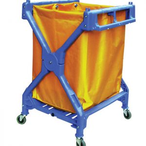 DURAPLUS-X Frame Cart with Vinyl Bag