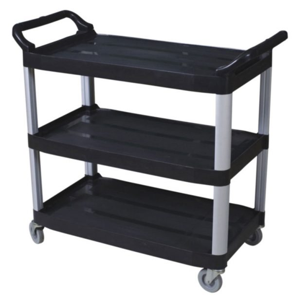 DURAPLUS-Large Utility Cart-Open Sided