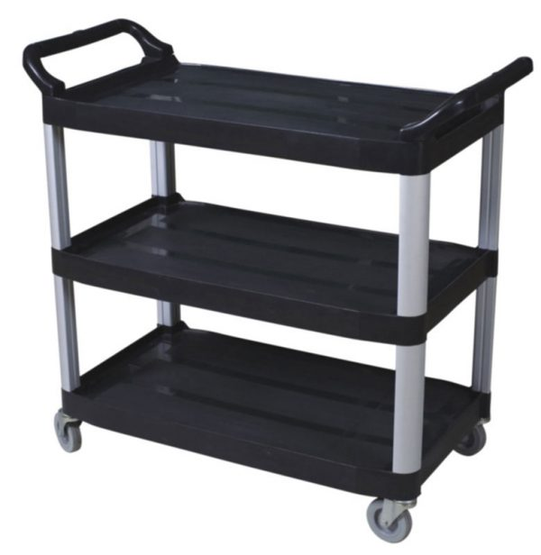 DURAPLUS-Small Utility Cart-Open Sided