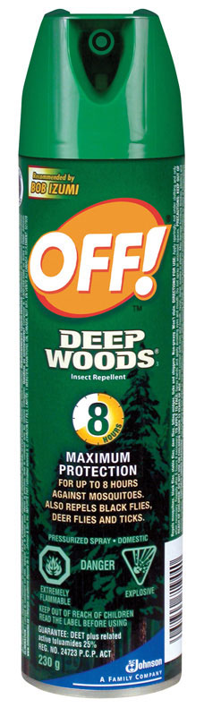 DURAPLUS-Off! Deep Woods Insect Repellent
