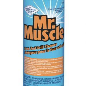 DIVERSEY-Mr. Muscle Oven&Grill Cleaner