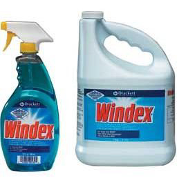 WINDEX INSTIUTIONAL GLASS CLEANER