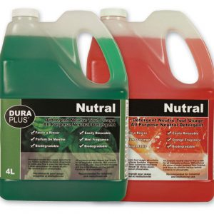 NUTRAL- NEUTRAL CON/CLEANER/ORANGE