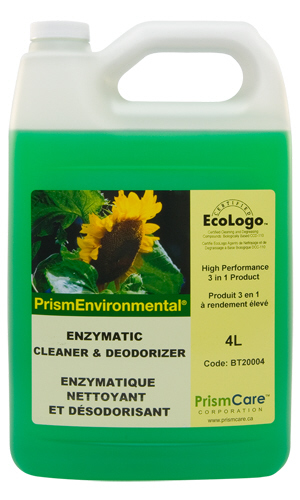 PRISM ENZYME CLEANER / DEOD 4L