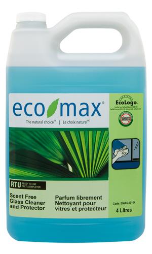 ECOMAX GLASS CLEANER