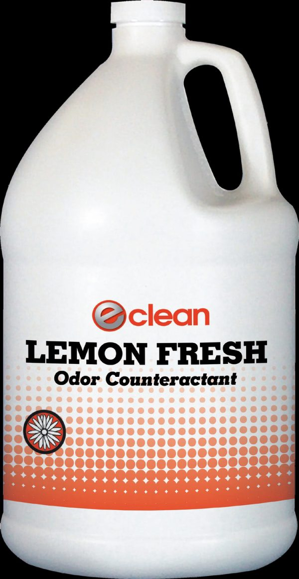LEMON FRESH ECLEAN 4LT