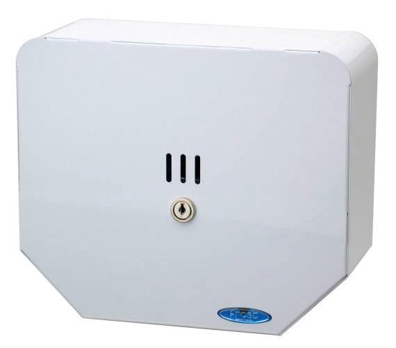 FROST-Jumbo Toilet Tissue Dispenser