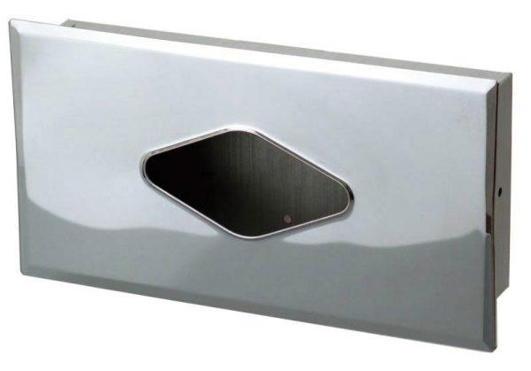 FROST-Recessed Facial Tissue Dispenser