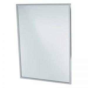FROST-Stainless Steel Vandal Resistant Mirror