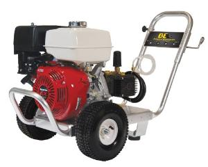 XSTREAM - 3500 PSI, TRUCK MOUNT 389cc HONDA GX390 ENGINE (GAS PRESSURE WASHER)