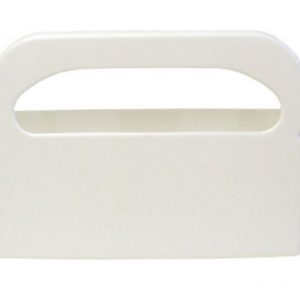 HOSPECO-White Metal Seat Cover Dispenser