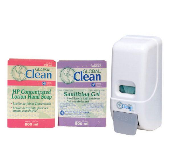 HOSPECO-Global Clean Sanitizing Gel