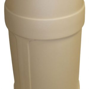 CONTINENTAL-Funnel Top Container