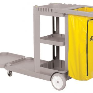 CONTINENTAL-Convertible Janitor Cart