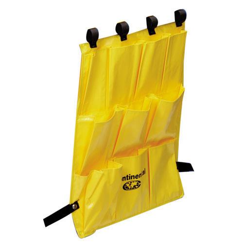 CONTINENTAL-10 Compartments Caddy Bag