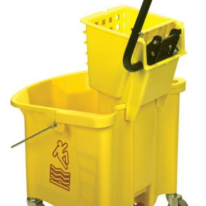 CONTINENTAL- Bucket and Wringer 8.5 gal BACK-SAVER