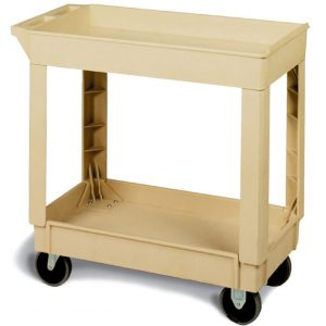 CONTINENTAL-Small Utility Cart-Open Sided