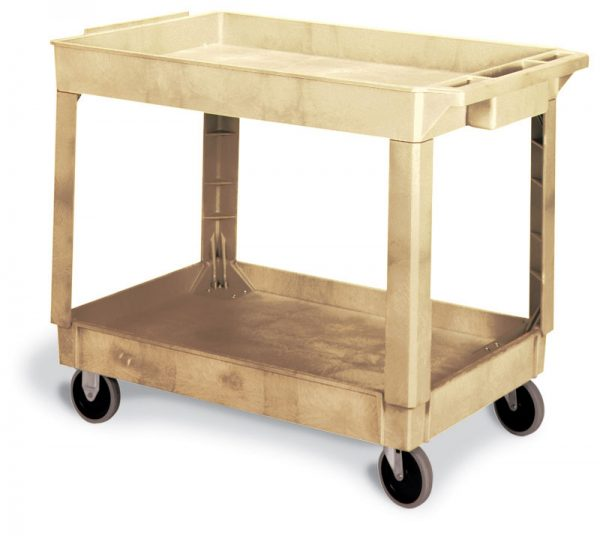 CONTINENTAL-Large Utility Cart-Open Sided