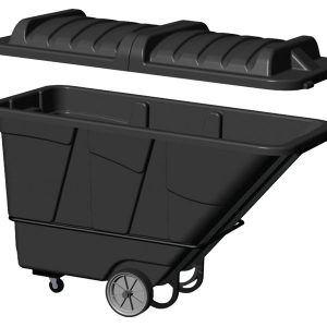 RUBBERMAID-Tilt Truck-Standard Duty