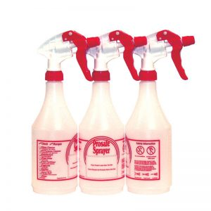CONTINENTAL-Prosafe Pack of 3 Bottles and Sprayers