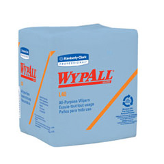 KC - 05776 WypAll* L40 Wipers BLUE