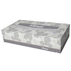 KC - 21400 KLEENEX® Facial Tissue